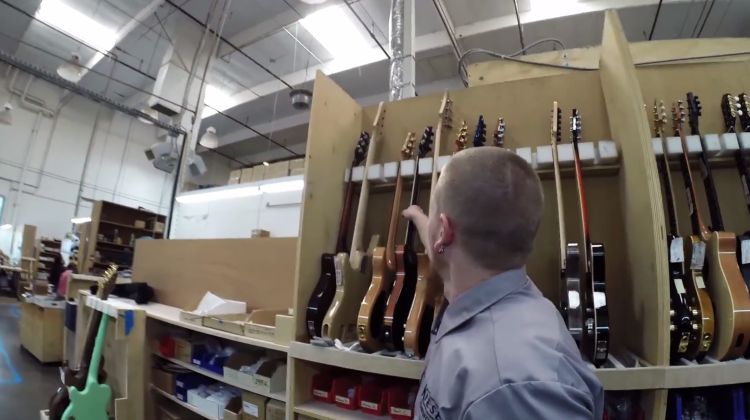 Geargods Carvin Factory Tour