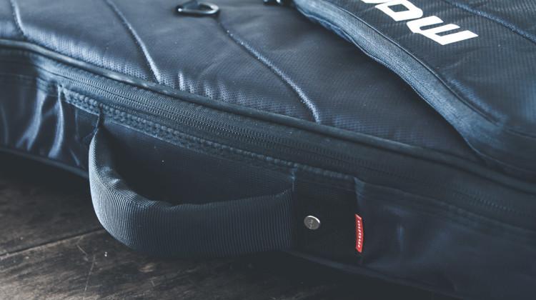 Mono Vertigo M80 Softcase - Zippers