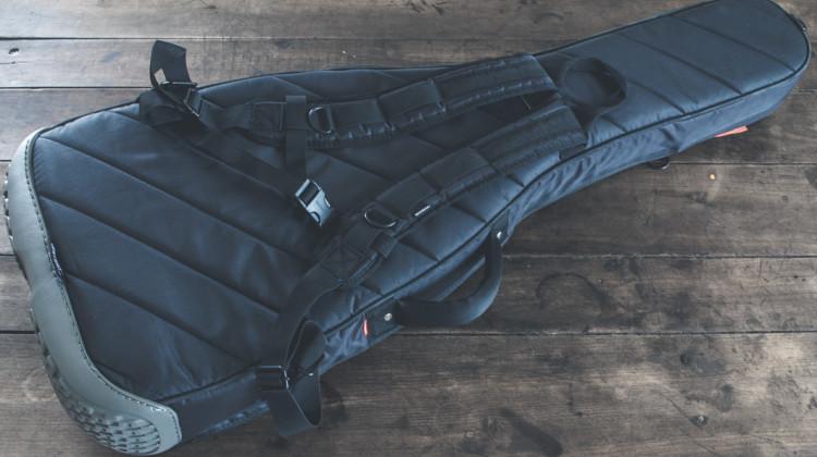 Mono Vertigo M80 Softcase - Backstraps