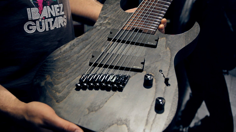Exclusive Preview of the Ibanez booth at Musikmesse 2015