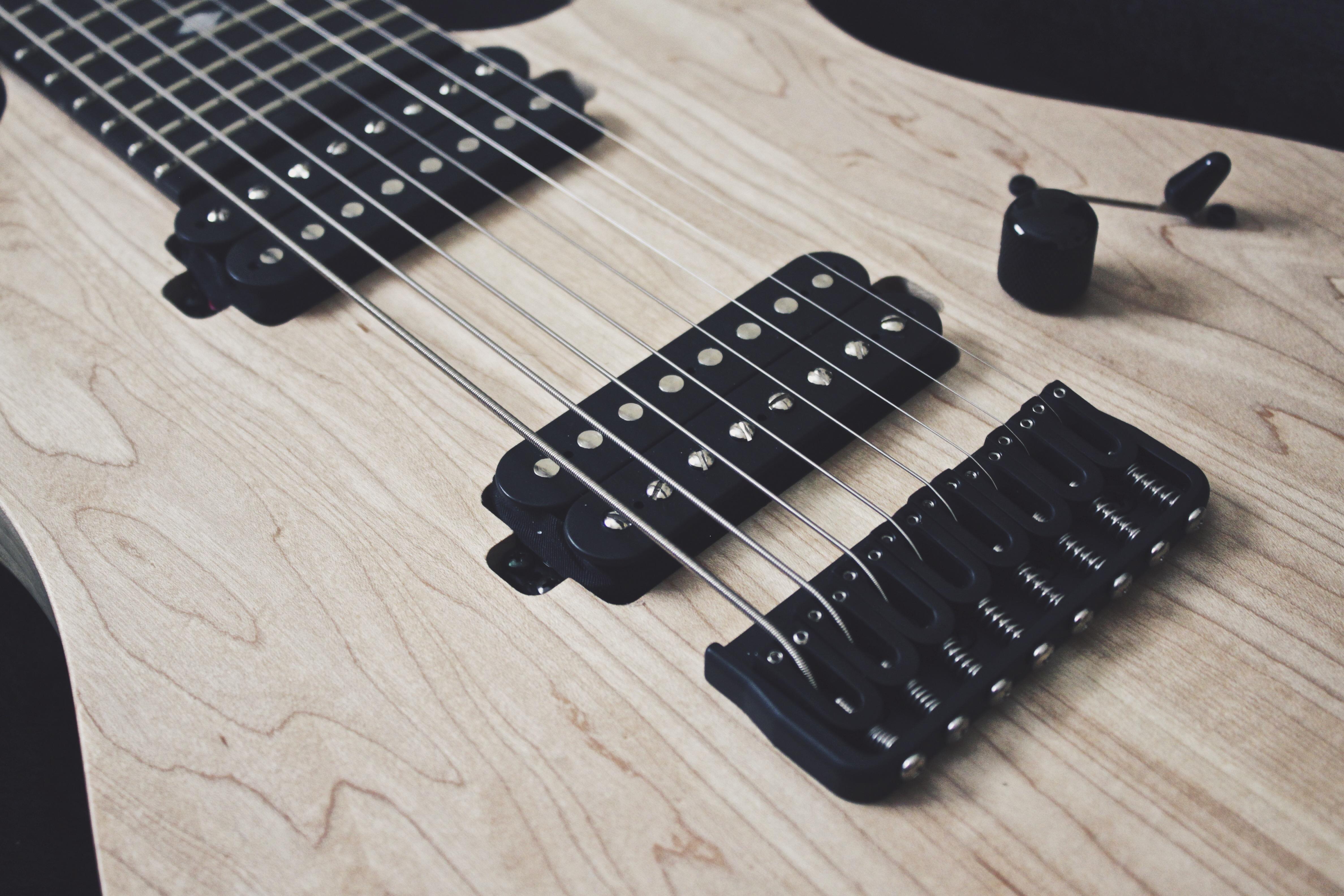 kiesel lithium passive pickups extended range guitar nerds. Black Bedroom Furniture Sets. Home Design Ideas