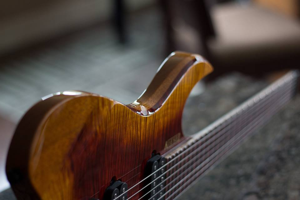 Kiesel/Carvin Guitars Group run by Wired Guitarist
