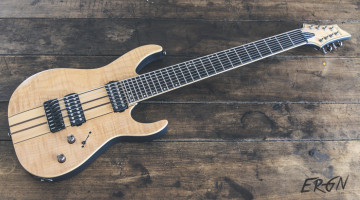 Schecter Banshee Elite 8 - Full Shot