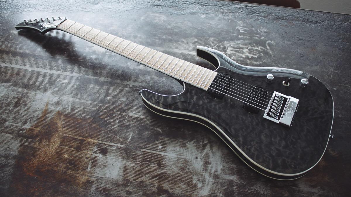 Halo Guitars Reviews : review halo merus 7 extended range guitar nerds ~ Hamham.info Haus und Dekorationen